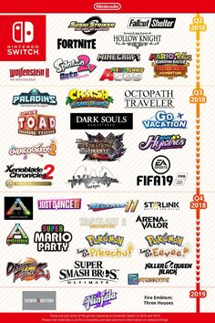 List of Games Coming This Year http://bit.ly/2lnzap3 #nintendo