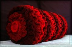 Looking for your next project? You're going to love Ruffled Bolster Easy Home Decor Pattern  by designer Sheila Lynne.