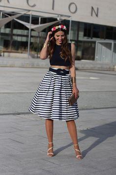 Dress Skirt, Midi Skirt, Legs, Girls, How To Wear, Outfits, Beauty, Dresses, Fashion