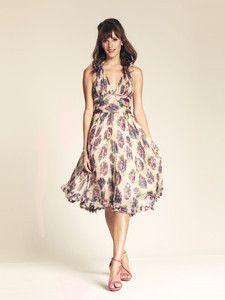 Burda Style: Damen - Kleider - Sommerkleider - Kleid - Designerschnitt von Beccaria