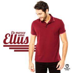 Seu namorado/maridão está merecendo uma camisa nova da Ellus 😎 A nova coleção está com peças incríveis para você escolher e presentear o seu amado <3 E você ainda concorre aos nossos sorteios. Venha até a loja  e participe!  Estamos na Av. Carlos Chagas, 170, Cidade Nobre em Ipatinga. #VemPraRadical #DiaDosNamorados #ModaMasculina #Ipatinga #EllusForHim