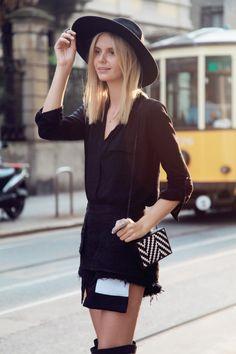 Découvrez les looks sublimes de la blogueuse Tuula Vintage #fashion