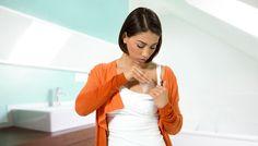 Les compresses hydrogel de Medela soulagent instantanément les mamelons douloureux ou crevassés et ce, sans danger.