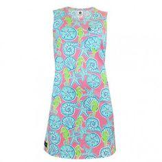 Simply Southern Shell Sleeveless Dress