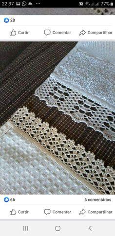 Crochet Skirts, Knit Or Crochet, Filet Crochet, Crochet Doilies, Crochet Flowers, Crochet Stitches, Crochet Blanket Border, Crochet Borders, Crochet Patterns
