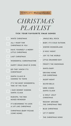 Christmas Playlist🎄🎵 - Marguerite Home Popular Christmas Songs, Xmas Songs, Christmas Playlist, Christmas Movies List, Best Christmas Music, Holiday Movie, Christmas Jingles, Christmas Mood, Merry Little Christmas