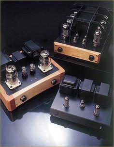 Almarro Valve Amps. Made in Japan