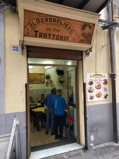 Authentic Food: Il Bersagliere Trattoria, Palermo | Wandering Italy Blog Authentic Food, Cow Face, Palermo Sicily, Italy, Blog, Italia, Blogging