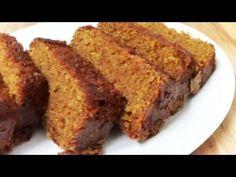 Pastel de zanahoria SIN HARINA y SIN AZÚCAR | Recetas light - YouTube
