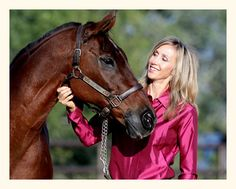 Charmayne James - Ultimate Horsewoman, Business woman, Pioneer, Champion!!! Can't forget Scamper and Clayton!