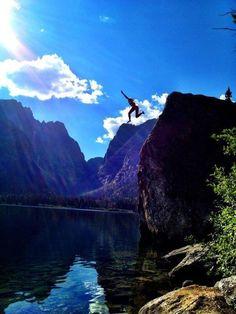 Phelps Lake, Jackson Hole, WY   Olivia E.