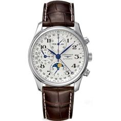 Longines Master Collection Mens Watch L2.673.4.78.3: Watches: Amazon.com
