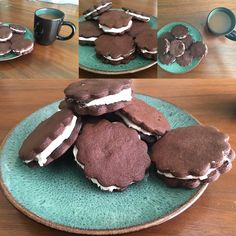 Wanna know what goes great with Johnny Lolita's coffee? How about an Oreo cookie like no other? Made with high quality cocoa powder and other natural ingredients. Like Lolita's Sin Cake....you'll not eat very many. Lolita