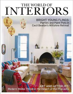 The World of Interiors - July 2014
