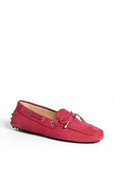 84423d6bd0d Tod s  Heaven  Leather Moccasin available at  Nordstrom Driving Moccasins