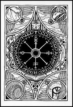 The Wheel of Fortune Tarot- for marketing Hermetic Tarot, Wheel Of Fortune Tarot, Tarot Significado, Tarot Tattoo, Fortune Telling Cards, Astrology Compatibility, Tarot Major Arcana, Tarot Learning, Mystique