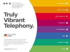 The website http://www.colouredlines.com.au/