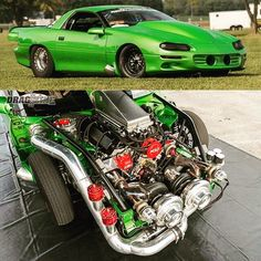 Hotrodjunkie, horsepowerpost: Via @worldturbo 2000 Chevrolet...
