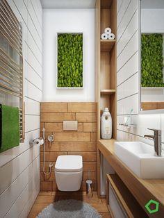 Minimalist dining room by Polygon arch & des # . Bathroom Flooring, Luxury Bathroom, Luxury Bathroom Master Baths, Bathroom Design Small, Minimalist Dining Room, Bathroom Decor Luxury, Bathroom Decor, Painting Bathroom, Trendy Bathroom