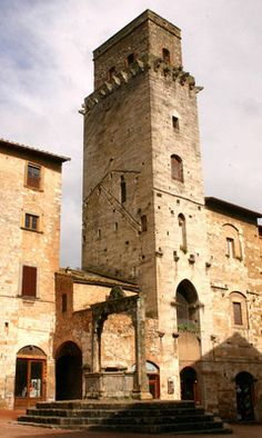 Towers of San Gimignano | Atlas Obscura