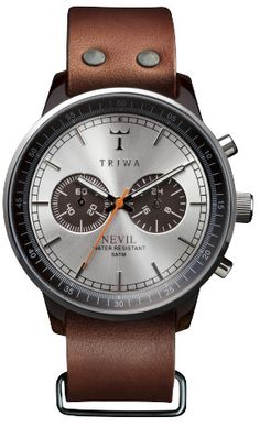Triwa Havana Nevil Brown NEAC102-B