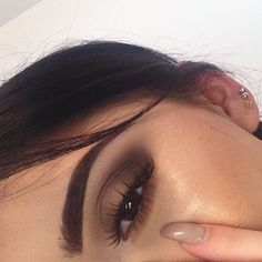 ❥lugo_janisse - www. - - Nice Make Up Look's - Augen Make Up Pretty Makeup, Love Makeup, Makeup Inspo, Makeup Set, Prom Makeup, Kiss Makeup, Hair Makeup, Makeup Brush, Barbie Makeup