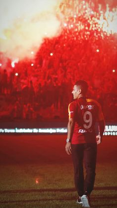 # 9 # galatasaray # 🦁❤ Ÿ … Home Sport, Picture Description, Sport Photography, Image Title, Diy Face Mask, Image Boards, Football Players, First Love, Soccer