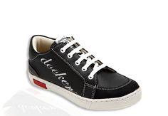 Flo Vitrini - Dockers 214820 FE 5005 Siyah Erkek Çocuk Ayakkabı