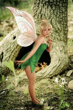Photo cosplay : Tinkerbell montageclochette tinkerbell