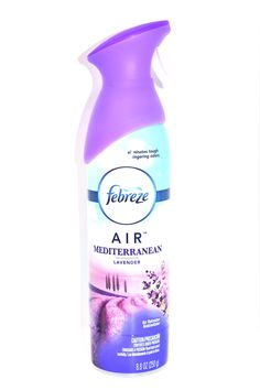 mediterranean lavender air refresher eliminates tough lingering odors oz g) House Blessing, Car Freshener, Lavender Scent, Household Items, Spray Bottle, Deodorant, Fragrance, Essentials, Cleaning