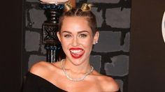 Miley Cyrus Is Living Up To Her Image This Halloween  — The controversial star carved out some equally-controversial Jack-O'-Lanterns.