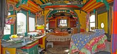 gypsy caravan images | Then again the dogs might not really care about such a development ...