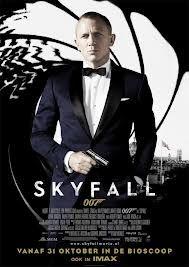 In de kerstvakantie ben ik naar Skyfall geweest. Ik vond het een goede film