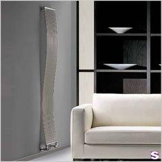 Geschwungener Heizkörper Delia swing - SEBASTIAN e.K. -  Einfach stilvoll und schick. #design
