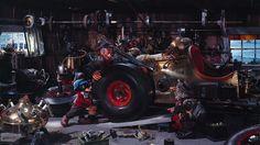 Stop Motion, Grand Prix, Antique Cars, Monster Trucks, Animation, Vehicles, Google Search, Mini, Wheel Rim