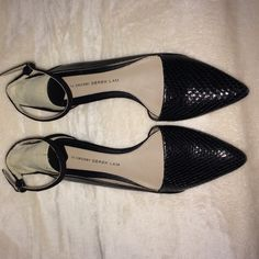 10 Crosby Derek Lam Flats. New without box, never worn. 10 Crosby Derek Lam Shoes Flats & Loafers
