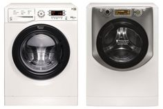 Hotpoint - Aqualtis WD & New Washer Dryer.