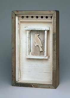 Joseph Cornell  Untitled (Weather Prophet)  1954