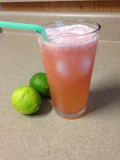 Trim Healthy Mama- Strawberry Limeade Good Girl Moonshine