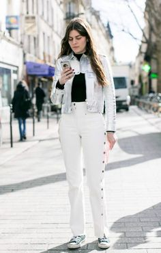 23 Cute Winter Outfits That Require Zero Effort via @WhoWhatWearUK