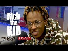 Rich the Kidd Breakfast Club Interview Power 105.1