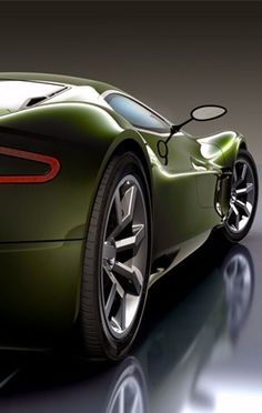 thebrunette-one — (via Aston Martin)