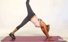 Get a serious head-to-toe and front-to-back workout with celebrity trainer, Tracy Anderson. You can lose up to 10 inches over your entire body in 10 days by doing these exercises six days a week along with 30 to 60 minutes of cardio. This workout series leaves no muscle unworked! To start, cycle through all of the exercises on your right side, then repeat them on your left. | Health.com