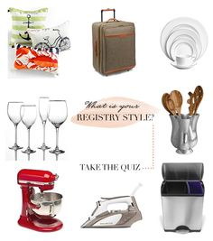 WHAT IS YOUR REGISTRY STYLE? #MACYS