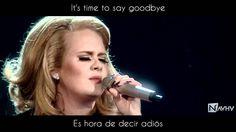 NAVHY: Adele - Turning Tables (subtitulado español - inglés)