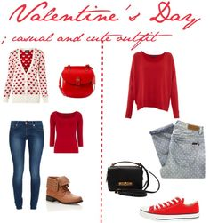cute valentines day outfits valentines day casual and cute outfit by