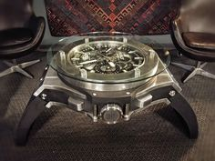Hublot big watch table! Designed to www.costadesign.co