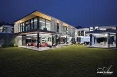 Saota and Antoni Associates finished another architecture masterpiece in Johannesburg, South Africa.