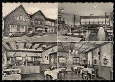 """Schönstein - Hotel Restaurant """"Schloss Schönstein"""" - Wilhelm Nothelfer - 1950er / 1960er Jahre"""