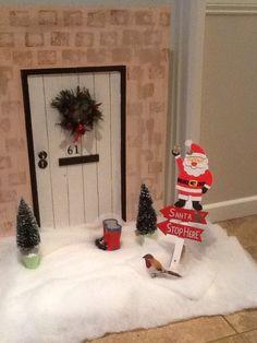 Santa Stop Here....Dec 14